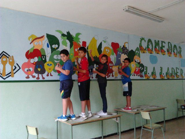 17 meilleures id es propos de comedores escolares sur for Empresas comedores escolares