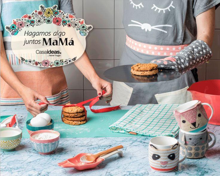Encuentra las ideas perfectas para regalar a mamá y sorpréndela en su día.