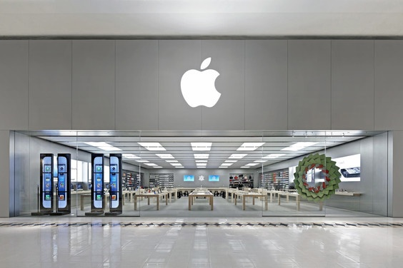 Apple Storefronts