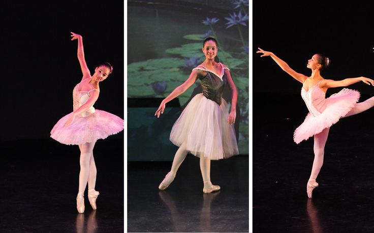 NICOLE ZADRA -  Talented ballet student moves to Moscow for a prestigious traineeship at the Bolshoi Theatre Academy.