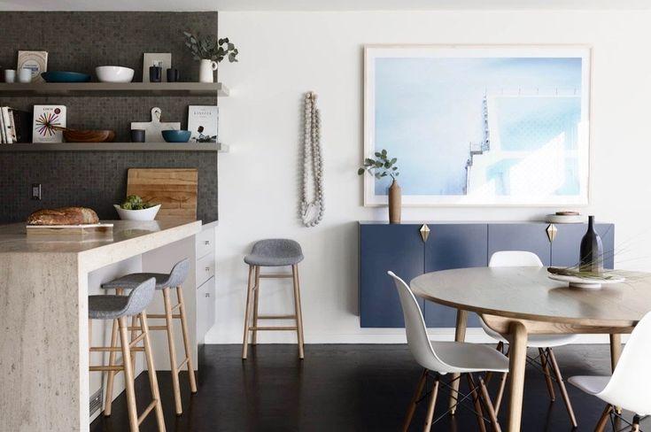 Design contemporain pour une jeune famille - PLANETE DECO a homes world