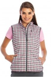 Nivo Blush Golf Vest - NI5210503