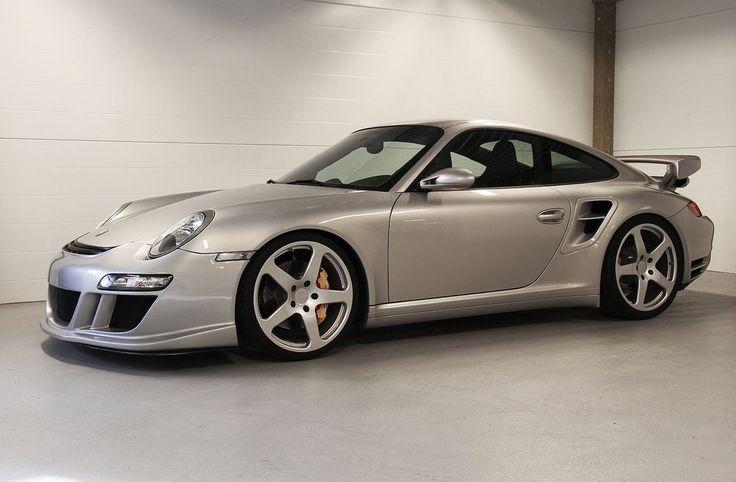 Porsche 911 997 Turbo  ruf turbo?  kiss my slither ass!  nayyyce!