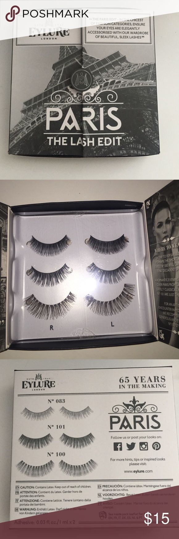 Eyelure Lashes Brand new never used. Other