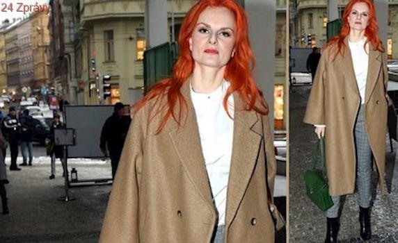 Styl podle celebrit: Inspirujte se městským outfitem Ivy Pazderkové