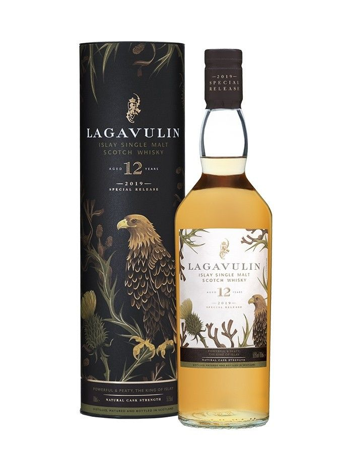 Whisky Lagavulin 12 Ans 56 5 70cl Whisky Ecossais Whisky Et Alcool