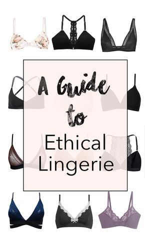 15 Ethical Lingerie Brands you need to know – Rebekka Schmidt