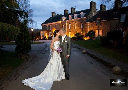 Photos Of Judges Hotel Kirklevington Weddings By Teesside Middlesbrough Photographers Andrew Davies