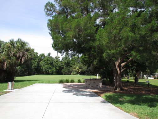 Willow Lakes RV Golf Resort Titusville FL Passport America Campgrounds