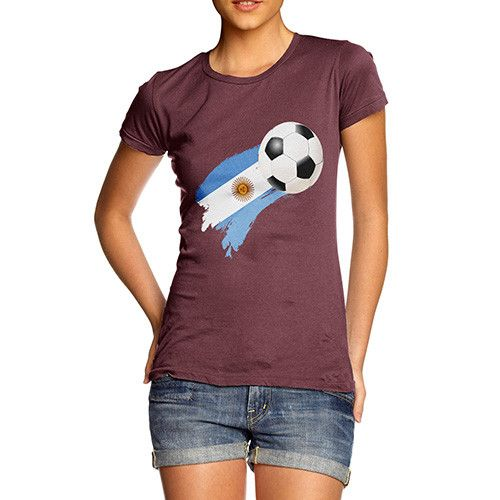 Argentina Footbal...  http://twistedenvy.com/products/argentina-football-flag-paint-splat-womens-t-shirt?utm_campaign=social_autopilot&utm_source=pin&utm_medium=pin   Twisted Envy unique gift ideas and personalised gifts, as well as inspirational art    #Twistedenvy