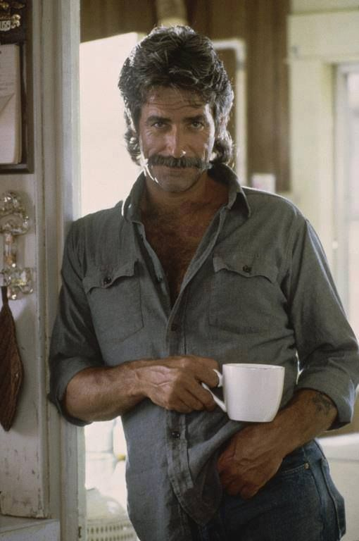 Sam Elliot.. sigh.... #vintagegypsies #samelliot