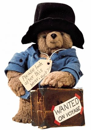 Growing up, Paddington Bear was the epitome of London to me. He was cool, groovy and super clever. I always loved Paddington Bear because he was the first notion of London that I had as a kid and I would go as far as to say that Mr Paddington Bear had an impact in my choice to live in this livable and lovable city #pinyourcity