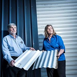 Cool roof trials: QUT researchers find reflective paint lowers electricity bills