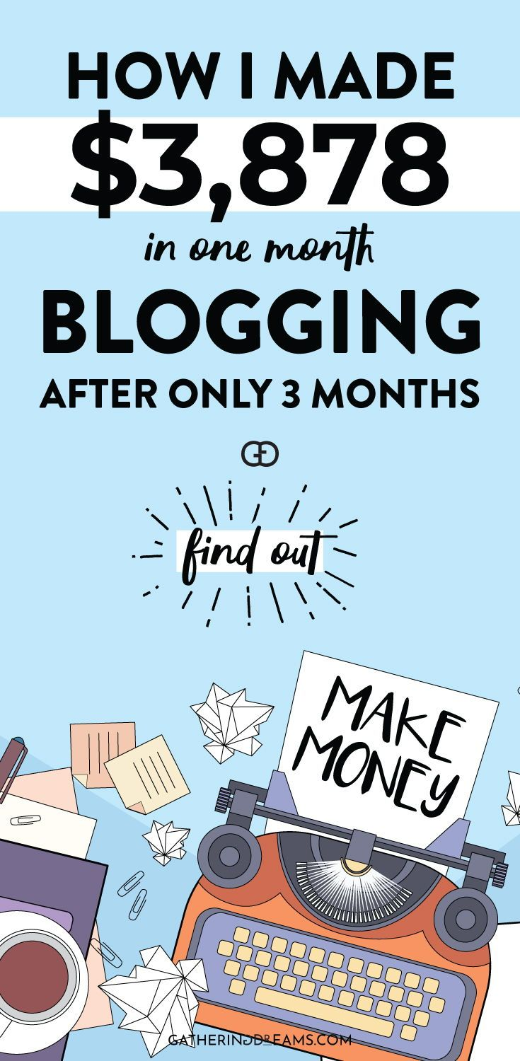 How To Make Money Blogging (In No Time) – Good to know