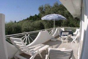 Ca Gianca 2 - toller #Meerblick, Terrasse zum Sonnen und Entspannen - einfach herrlich! #BlumenRiviera #Ferienwohnung #Ligurien #Italien