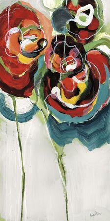 Wasabi Rose I by Angela Maritz