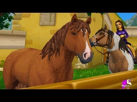 Buying New Curly Horses Let S Play Star Stable Online Horse Game Video Youtube Star Stable Horses Curly Horse