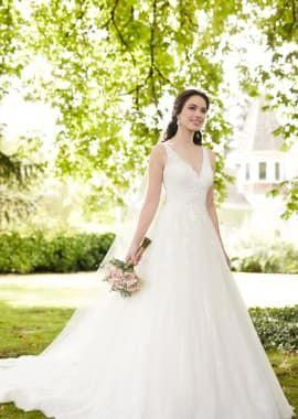 a8121acad0 The styles of bridal gown change with the seasons however there are a  couple of traditional