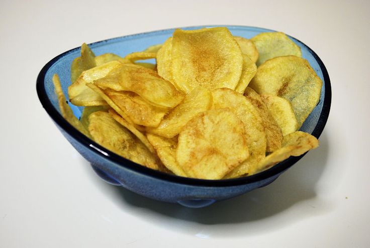 Chips o patatine fritte perfette
