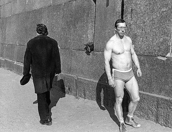 Vladimir Birgus, Leningrad, 1982