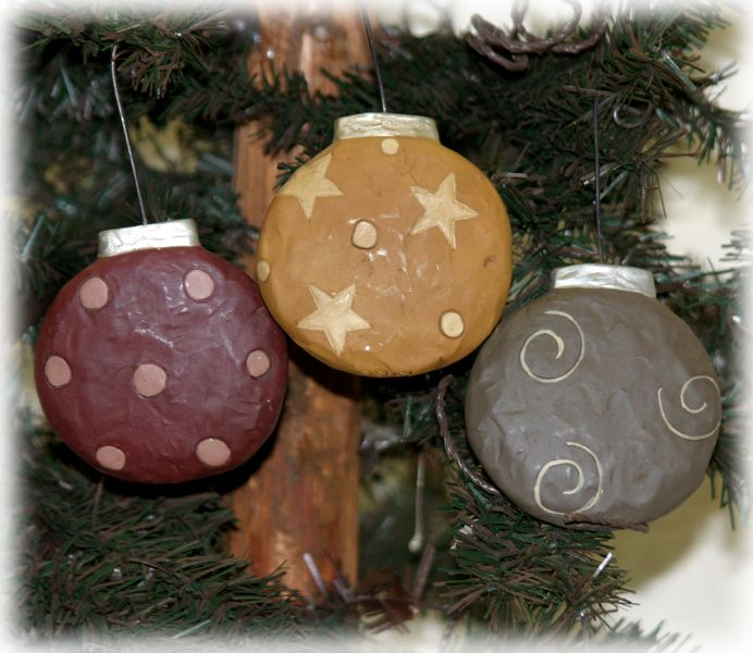 Primitive Christmas Crafts | Christmas Ornaments : Timeless Charm Gifts, primitives, country crafts ...