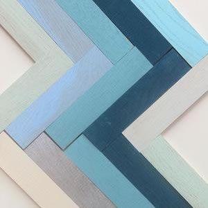 Create Your Own Sensational Floor Design with Coloured Parquet Flooring