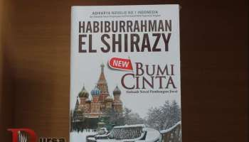 Jual Novel Bumi Cinta Karya Habiburrahman El SHirazy
