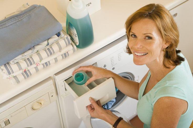 Manual de lavagem de roupa à máquina ou à mão