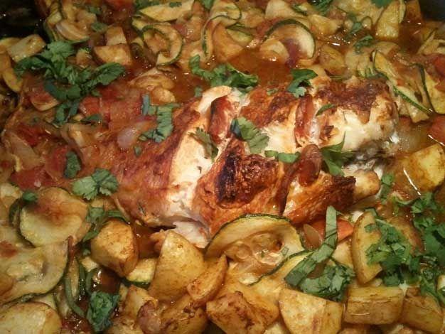 Aprenda a fazer Red Fish Com Courgette de maneira fácil e económica. As melhores receitas estão aqui, entre e aprenda a cozinhar como um verdadeiro chef.
