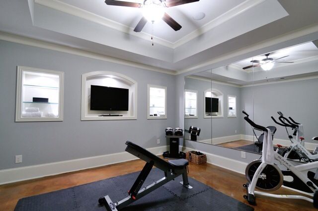 17 best images about home gym equipment on pinterest for Best flooring for home exercise room