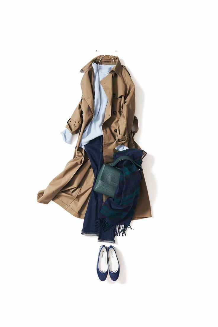 「色」を着たい / コーディネート詳細 / Kyoko Kikuchi's Closet | 菊池京子のクローゼット [ K.K closet ]