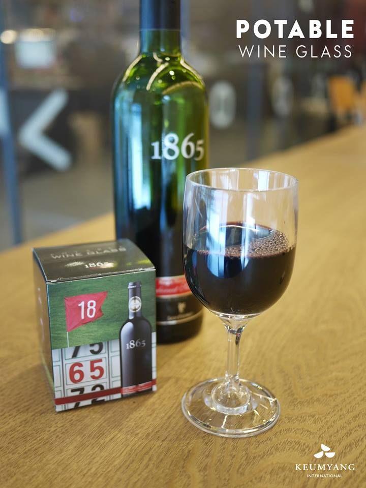 Portable Wineglass