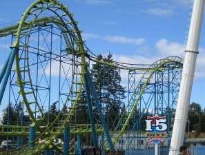 Theme Parks in Seattle  / Seattle's theme parks are great, you can't beat the rides!Súper Parc, Wild Waves, Seattle'S Theme, Theme Parks, Seattle Photos, Beautiful Seattle