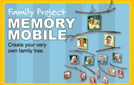 memory mobile family project national geographic kids family history for kids pinterest. Black Bedroom Furniture Sets. Home Design Ideas