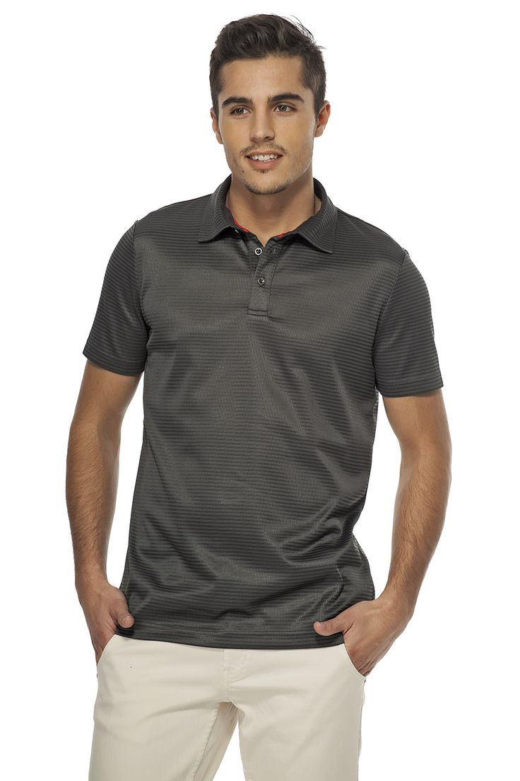Polo technique texturé / Textured technic polo