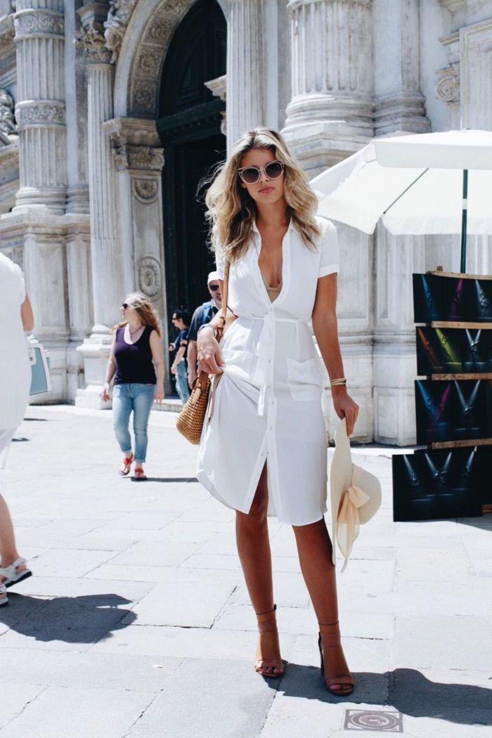 1001 Stylische Ideen Fur Sommerkleider 2021 Trend Sommermode Sommer Kleider Kleidung