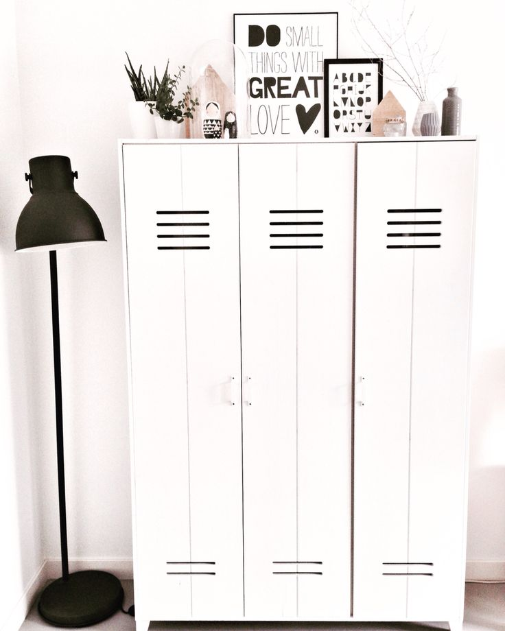 Lockerkast | Styling Huisnummer 8