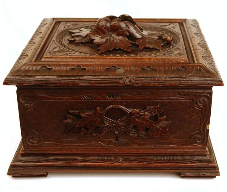 Best images about carving boxes chests on pinterest