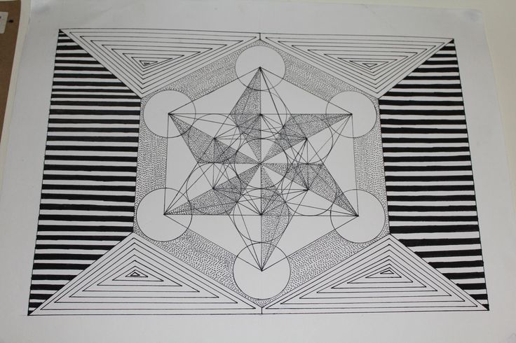 Metatrons Cube '13'