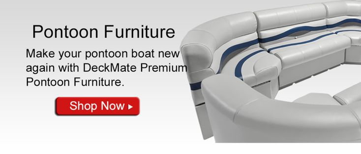 Free same day shipping on pontoon boat seats, furniture, accessories & parts. We can help you rebuild your pontoon with everything in stock for your project.