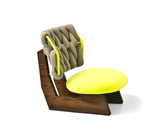 Chaises longues | Relax | Biknit | Moroso | Patricia Urquiola. Check it out on Architonic