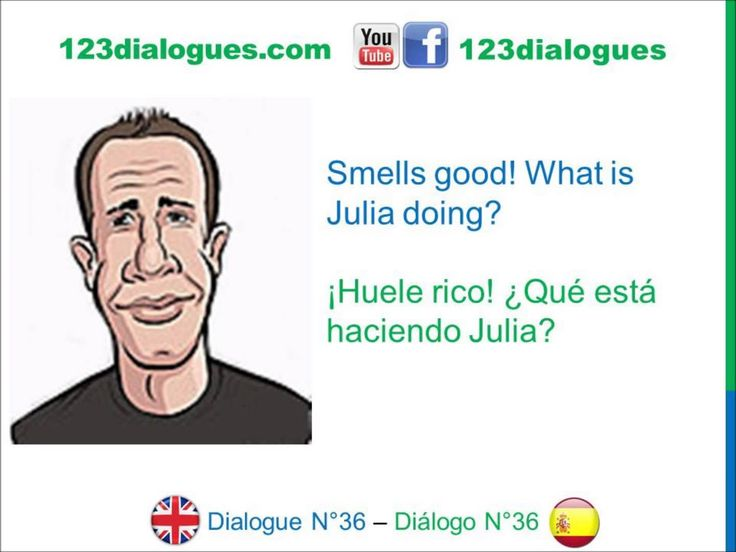 spanish dialog Short dialog for a patient presenting with a sore throat.