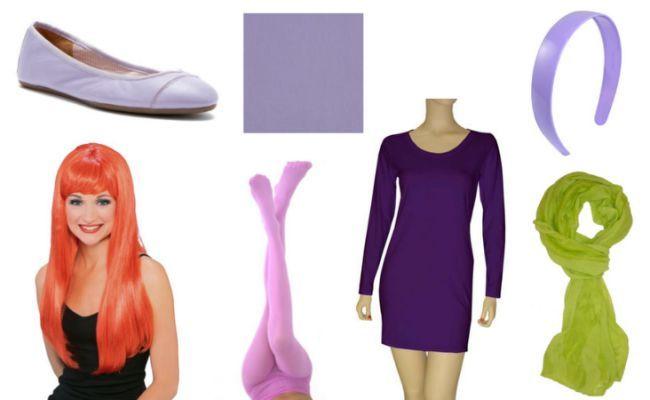 Diy Daphne Costume Daphne blake