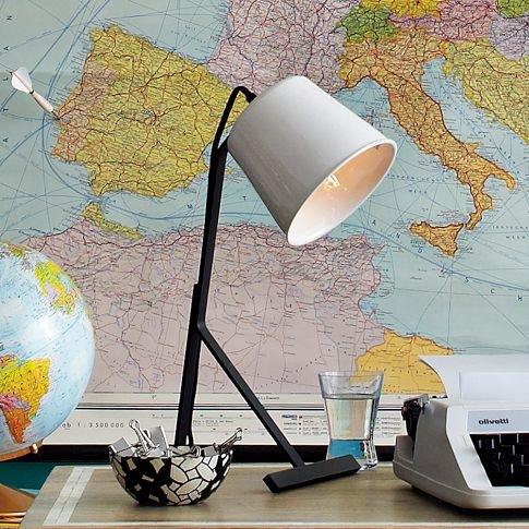 West Elm - Dokter + Misses Table Lamp