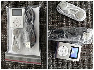iPrime Mini MP3 Player...ohne Micro SD Karte