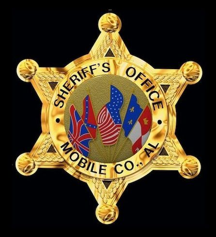 Mobile county Sheriff AL