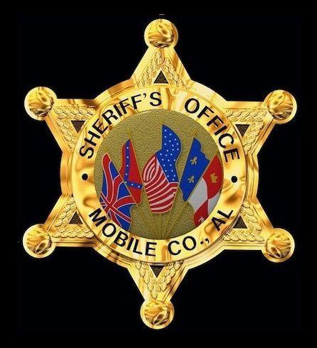 Mobile county Sheriff AL