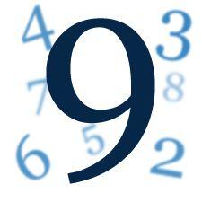 Wibracja numerologiczna liczby 9. Tarot Numerologiczny