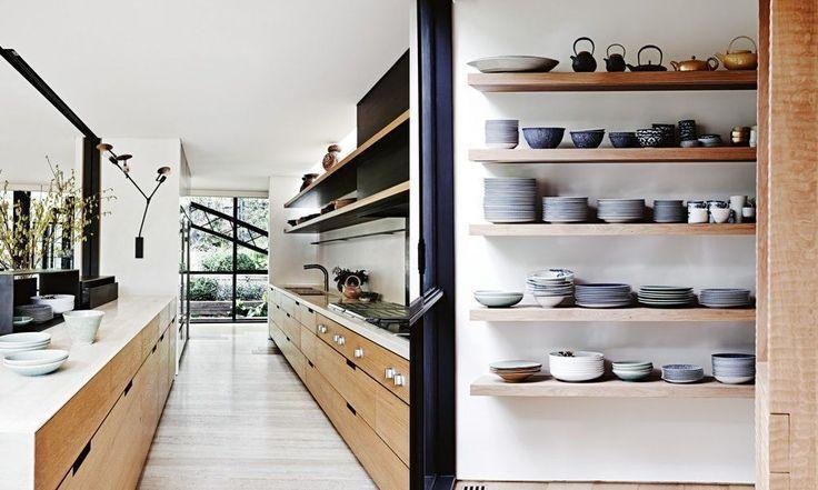 Kitchen Design Layouts Galley Kitchen