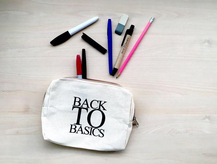Pencils & Eco-bag.